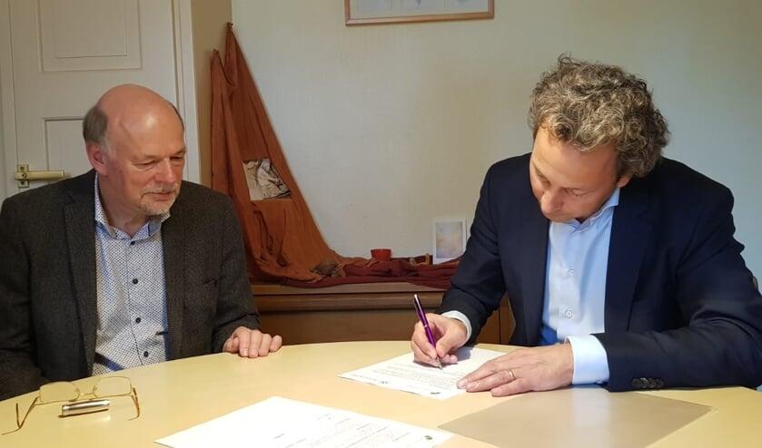 Brabants Landschap en Bronlaak continueren samenwerking.