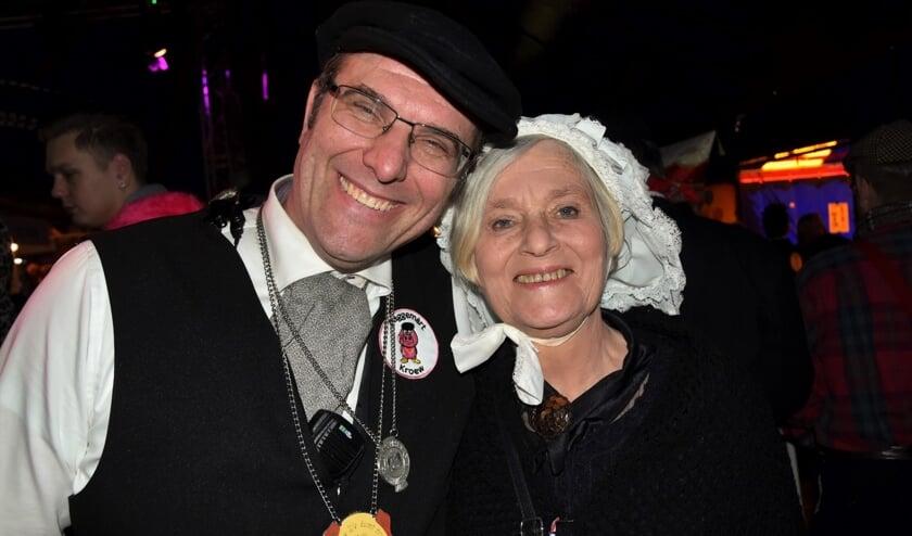 Coen en Marga Jansen