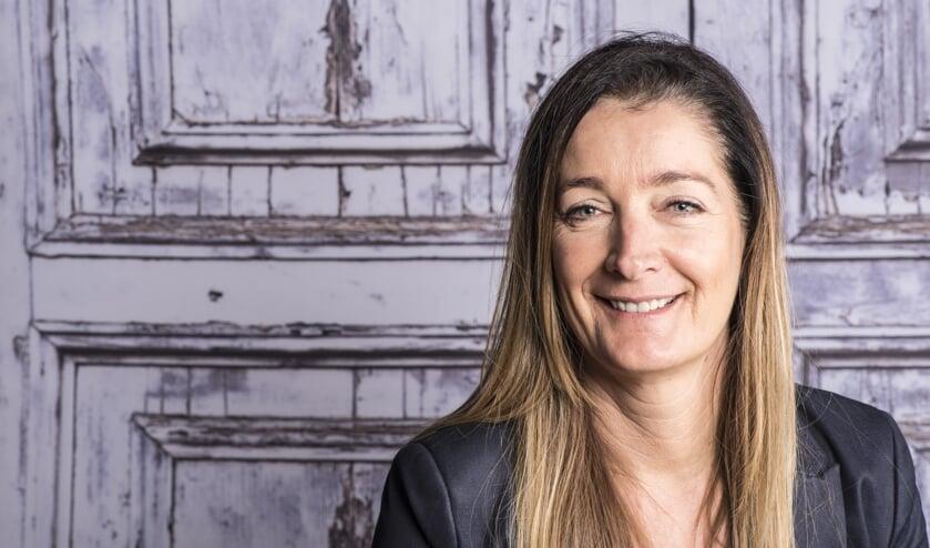 Angelien van den Heuvel is gespecialiseerd in hormonen en leefstijl. (foto: Mirjam Cornelissen)