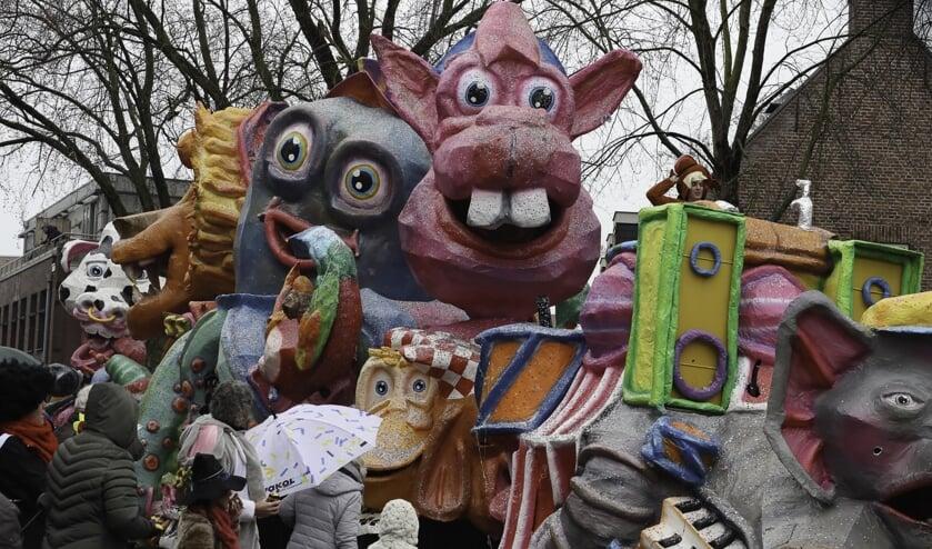 Carnaval in Oss