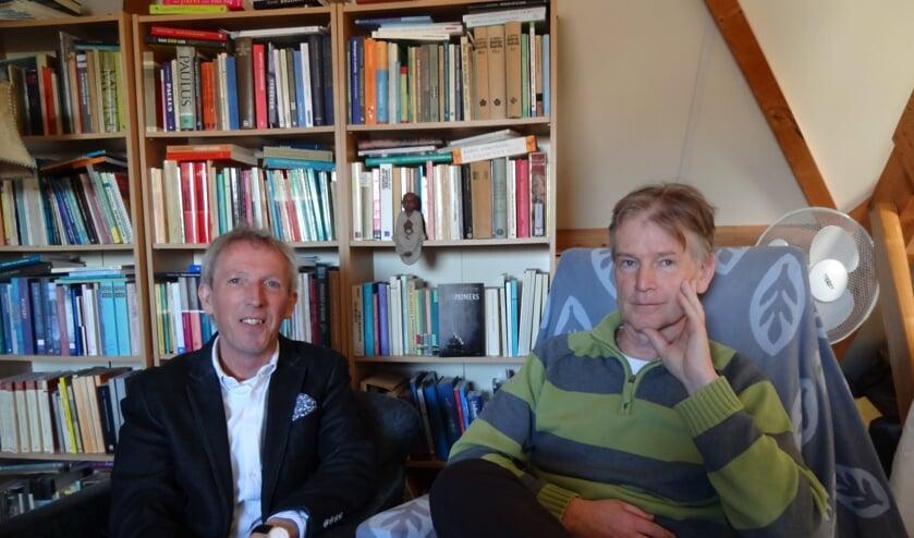 Dick van der Vaart en Paul de Jager (foto: Ankh van Burk)