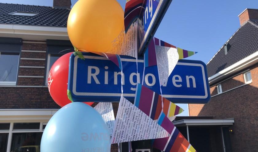 Ringoven in Mariaheide.