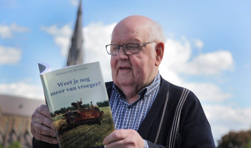 Spiksplinternieuw Boek over Veghel: 'Weet je nog méér van vroeger?' ZB-86