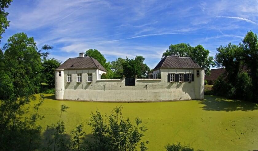 Het Kasteel van Oijen. (Foto: Jos van Oorsouw)