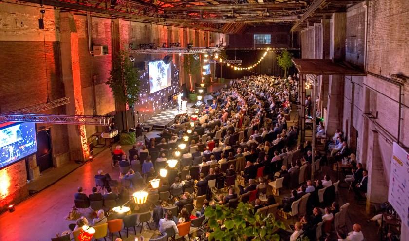 TEDxVeghel is in de Koekbouw, maar ook in De Blauwe Kei.