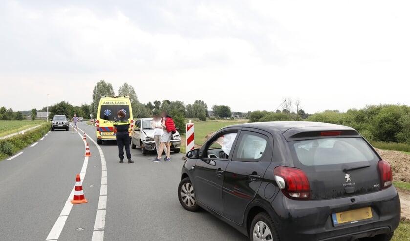 Dronken bestuurder veroorzaakt ongeval bij Ven-Zelderheide: niemand gewond.