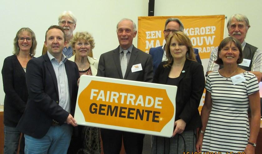 Meer gemeenten in Oost-Brabant zijn al een 'Fairtrade'-gemeente.