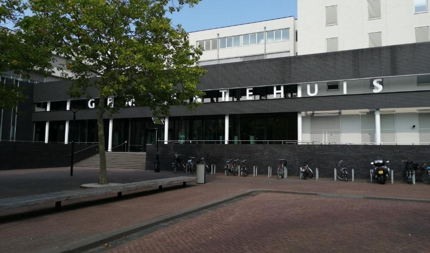 Het Osse gemeentehuis.