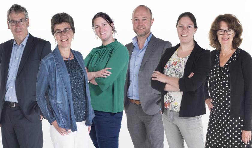 Het team van Nobru.