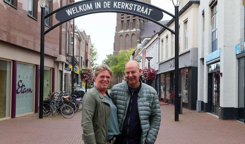 Pascale Zegers en Gé Wagemakers.