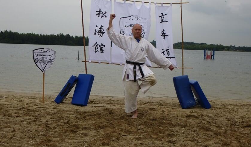 Karatevereniging Kanshu-Do geeft gratis workshop karate-do in Cuijk.