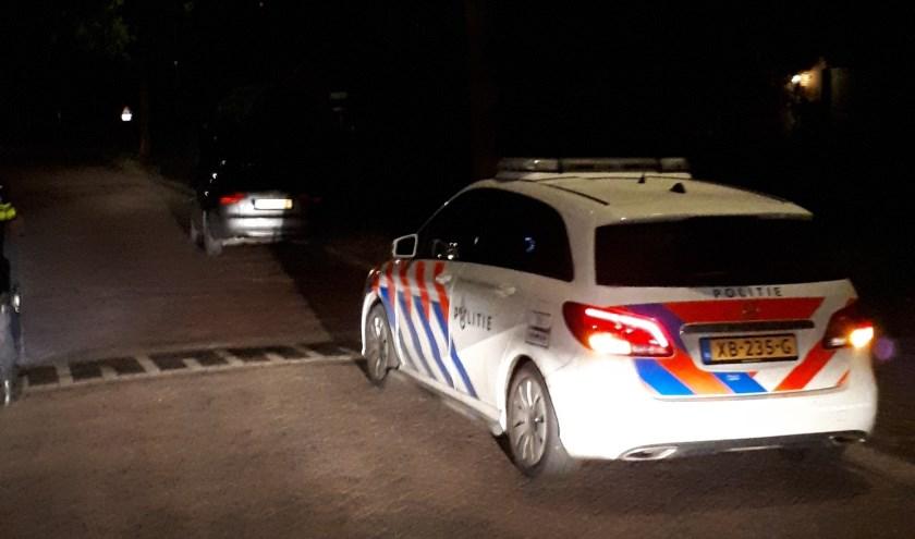 Autodieven slaan op de vlucht in Sint Anthonis.