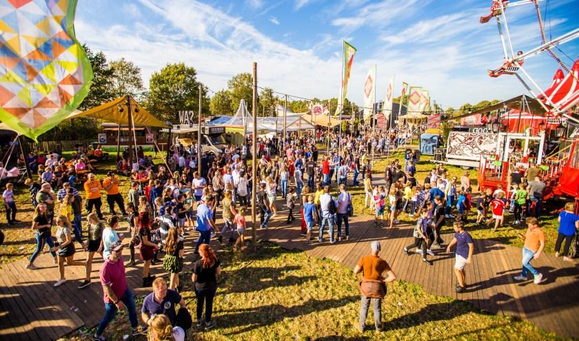 Heerlijk Hemelrijk Festival is op zondag 13 oktober.