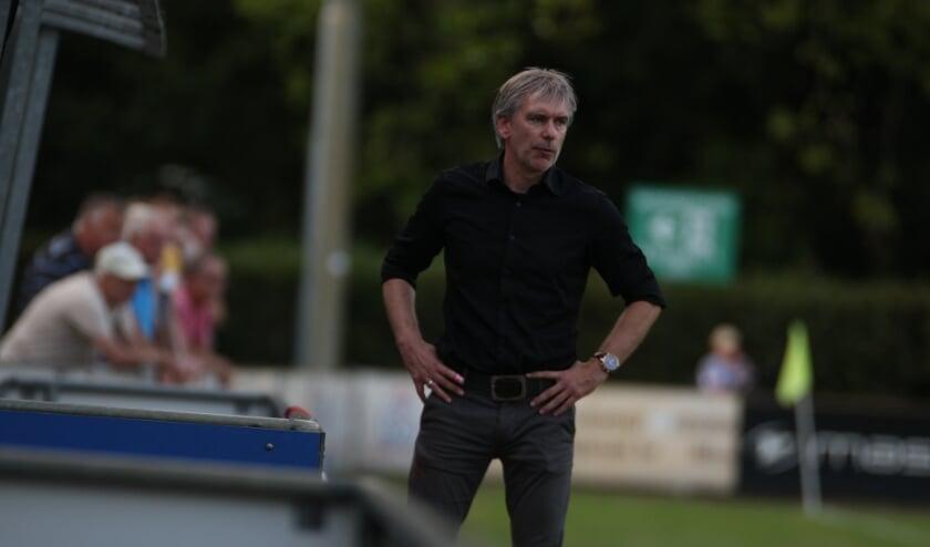 <p>Lodewijk de Kruif, hoofdtrainer van UDI&#39;19/CSU.</p>