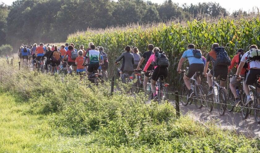 De Raamvallei Duomarathon is een  marathon die wordt afgelegd in duo's, met 1 fiets en waarbij men elkaar afwisselt.