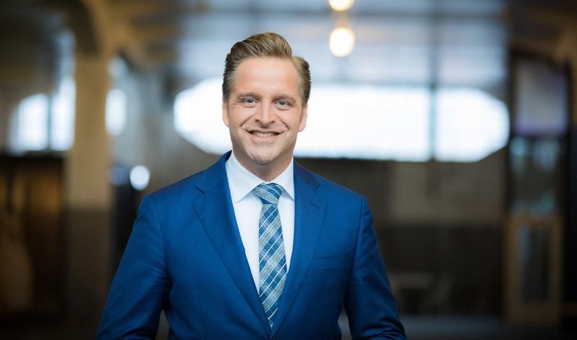 Vicepremier Hugo de Jonge. (Foto: Martijn Beekman)