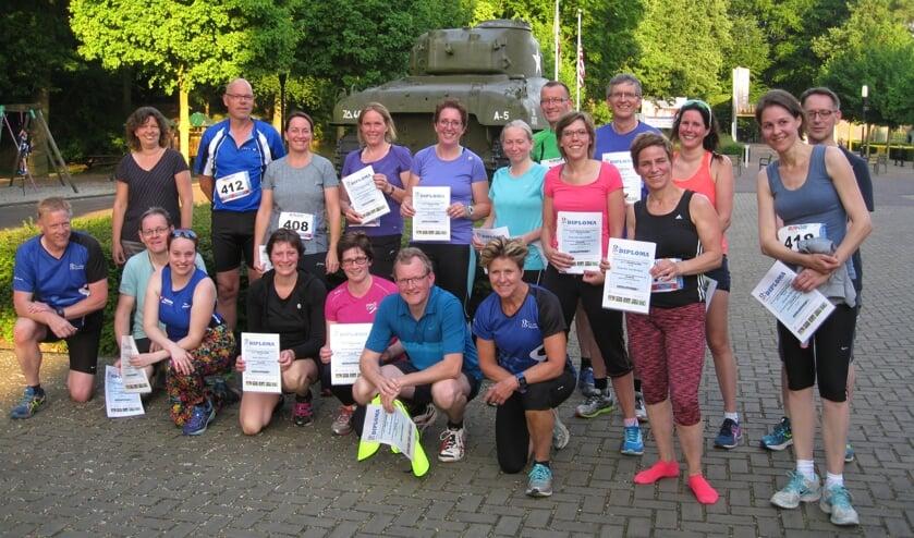 AV Sporting Boxmeer houdt een cursus hardlopen.