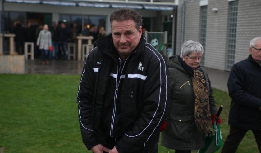 Trainer Ger Romeijnders naar Boerdonk.
