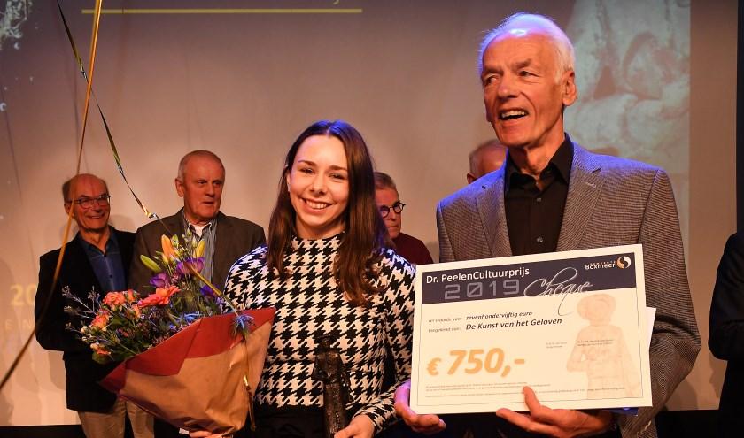 De Dr. PeelenCultuurprijs 2019 ging naar 'Kunst van het Geloven'.