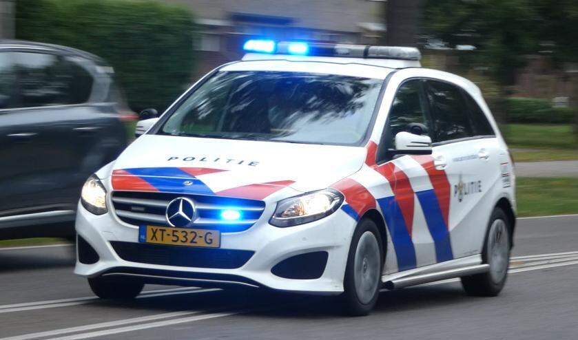 <p>Politie. (Foto: Thomas)</p>