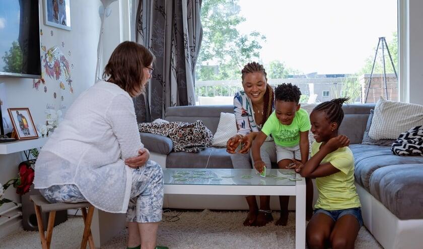 <p>Met de VoorleesExpress kun jij een verschil maken voor een kind in je omgeving. </p>
