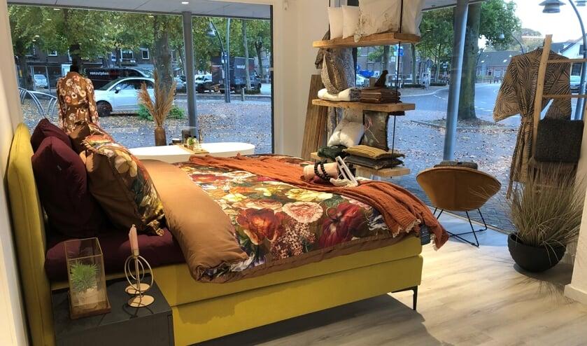 <p>De afgelopen tijd is er bij Van Zutphen Bedden hard gewerkt aan de Linolux shop-in-shop.</p>
