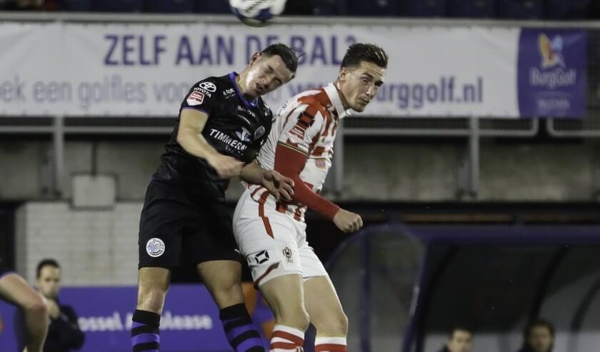 <p>TOP Oss - FC Den Bosch. (Archieffoto: Hans van der Poel)</p>