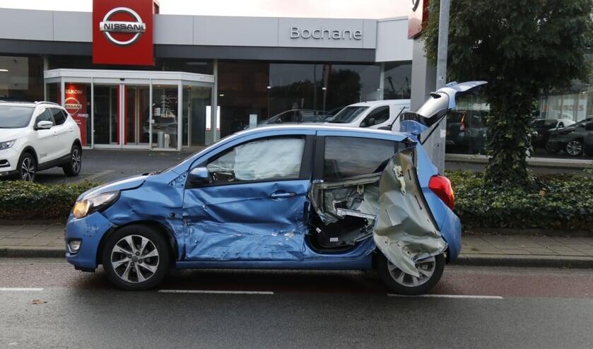 <p>Hoe het ongeval heeft kunnen gebeuren is niet bekend.</p>