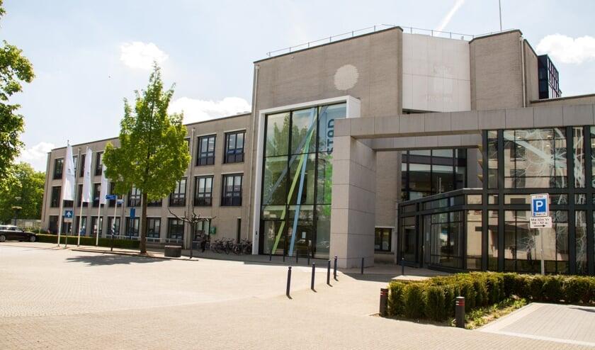 <p>Het gemeentehuis van de gemeente Meierijstad.</p>