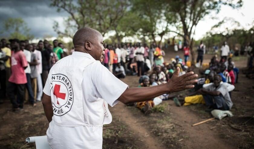 <p>Het Rode Kruis gaat het geld gebruiken voor voedselsteun in het Afrikaanse. </p>