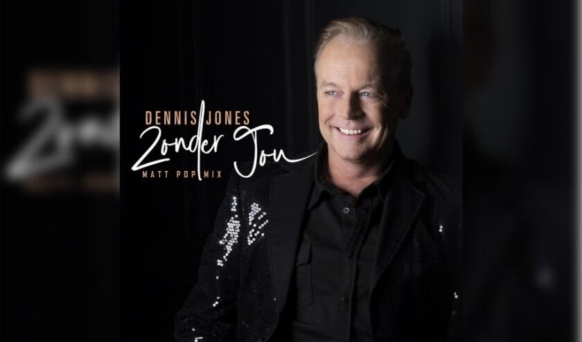 <p>Dennis Jones brengt &#39;Zonder Jou&#39; uit.</p>