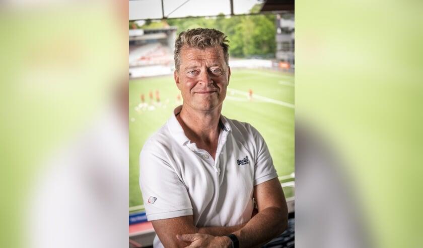 <p>Peter Bijvelds is directeur van Betaald Voetbalorganisatie TOP Oss.</p>