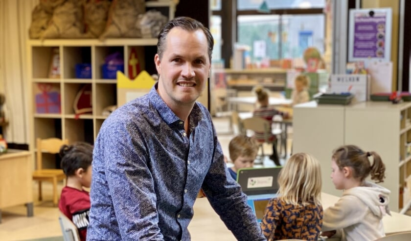 <p>Sjoerd Pennings is directeur van basisschool De Bunders in Veghel.</p>