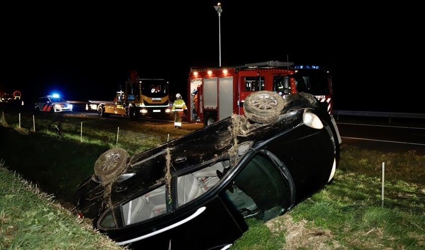 <p>Hoe het ongeluk heeft kunnen gebeuren is niet bekend.</p>