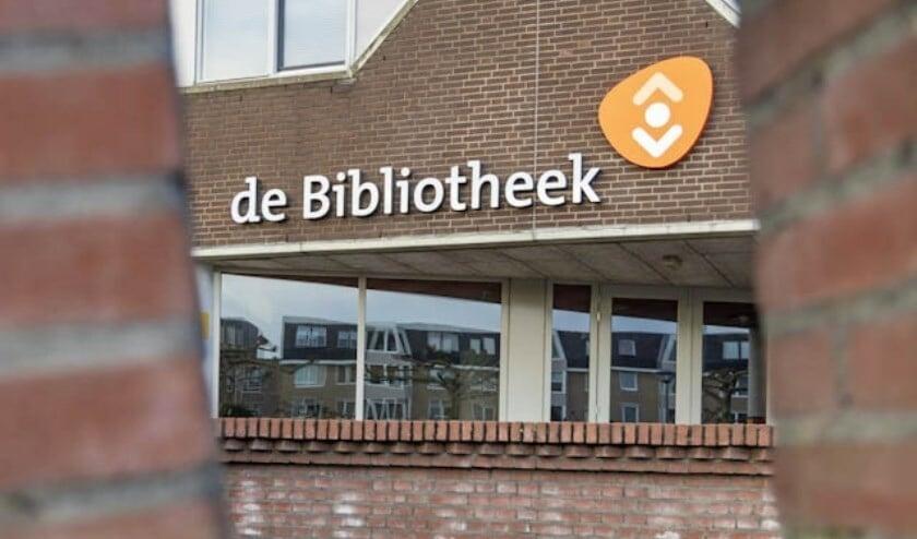 <p>De bibliotheek in Uden.</p>