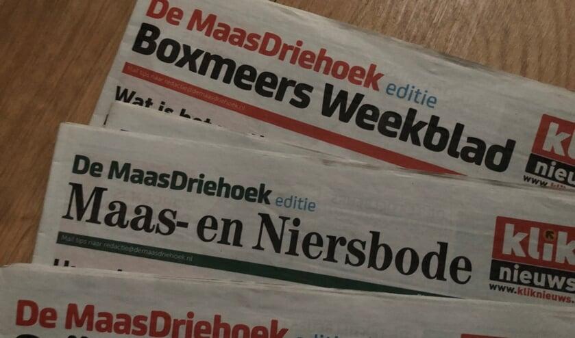 <p>In verband met Koningsdag wordt De Maas Driehoek (week 16) vanaf maandag 26 april bezorgd.</p>