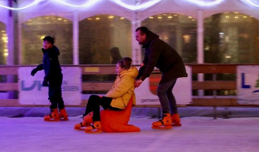 Sfeerbeeld van Cuijk on Ice 2019-2020.