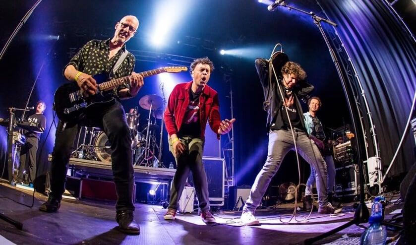 <p>Urban Jungle, de Rolling Stones tributeband, is ook van de partij.</p>