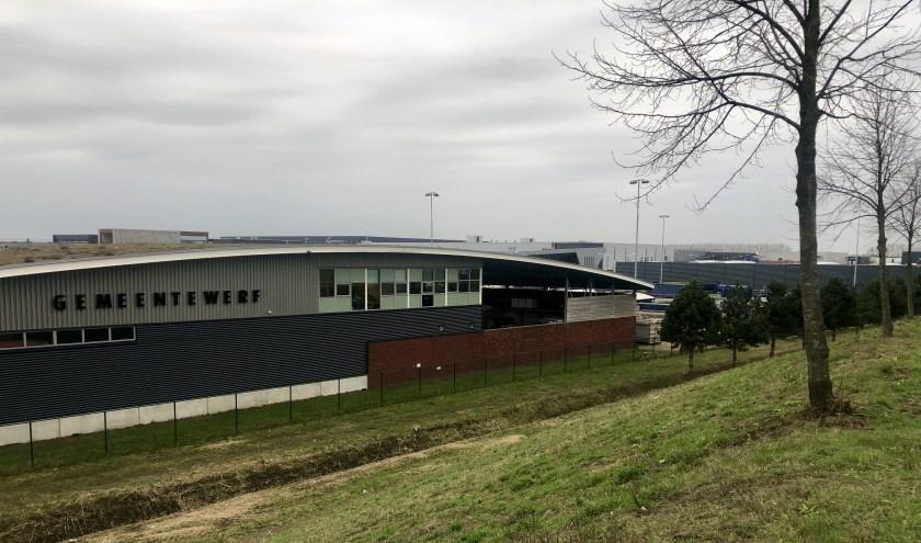 De Gemeentewerf in Veghel is te vinden op de Doornhoek.