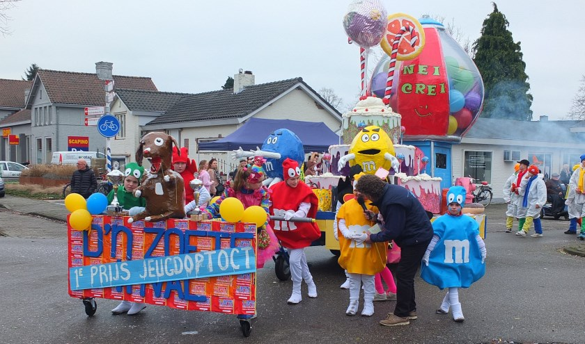 (Archieffoto: Stichting Carnavalsviering Heesch)