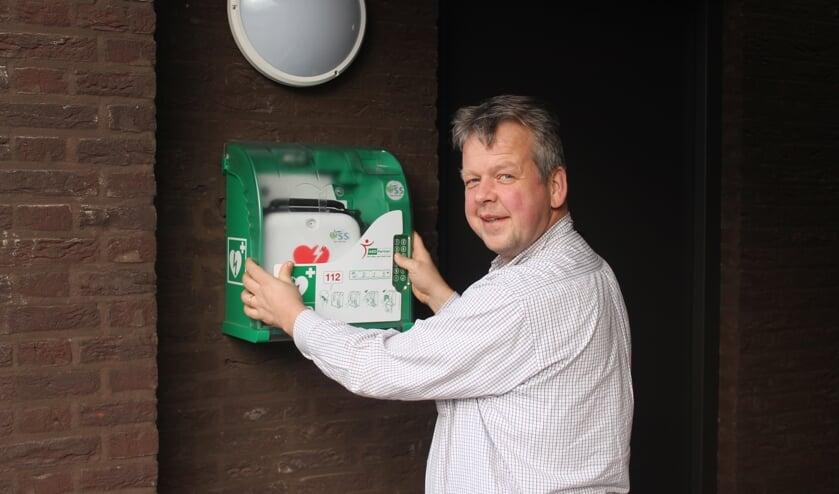 Jeroen Boeijen, voorzitter van Stichting Hart voor Oss.