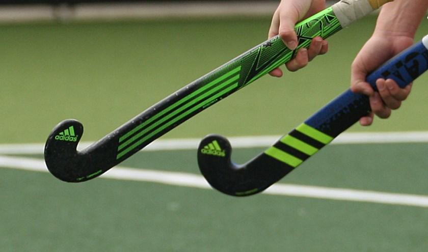 Tot 1 april geen hockeycompetitie in heel Nederland.