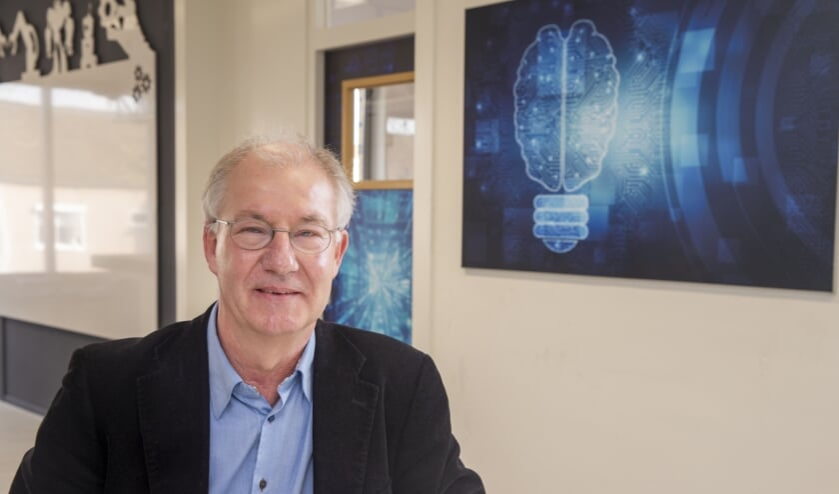 Veghelaar Willie Stevens, tevens directielid van het Fioretti College, is penvoerder van het nieuwe project.