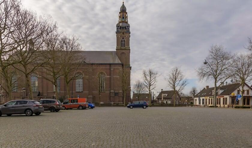 <p>De Sint-Servatiuskerk in Erp.</p>