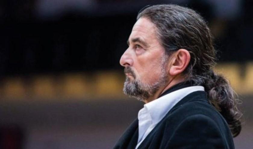 Ivo Martinovic wordt de nieuwe trainer van FAST. (foto: FAST)