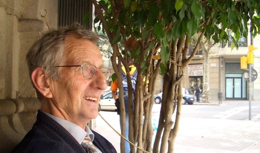 Jaap Rinkel is 84 jaar geworden.