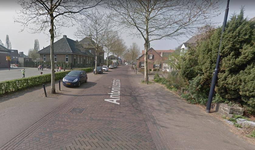 Het initiatief aan de Antoniusstraat kwam als best passende plan uit de bus.