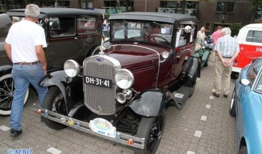 Oss on Classic Wheels. (Archieffoto: Michel Bodar)