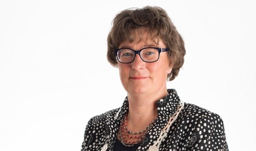 Burgemeester Wobine Buijs-Glaudemans.