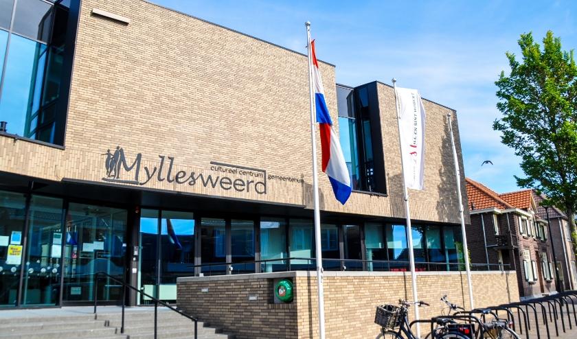 Het Millse culturele centrum Myllesweerd mag de deuren weer opengooien vanaf 1 juni.